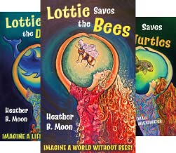 Lottie Lovall: International Investigator (4 Book Series)