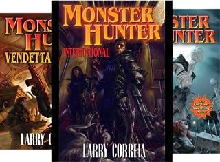Monster Hunters International (7 Book Series)
