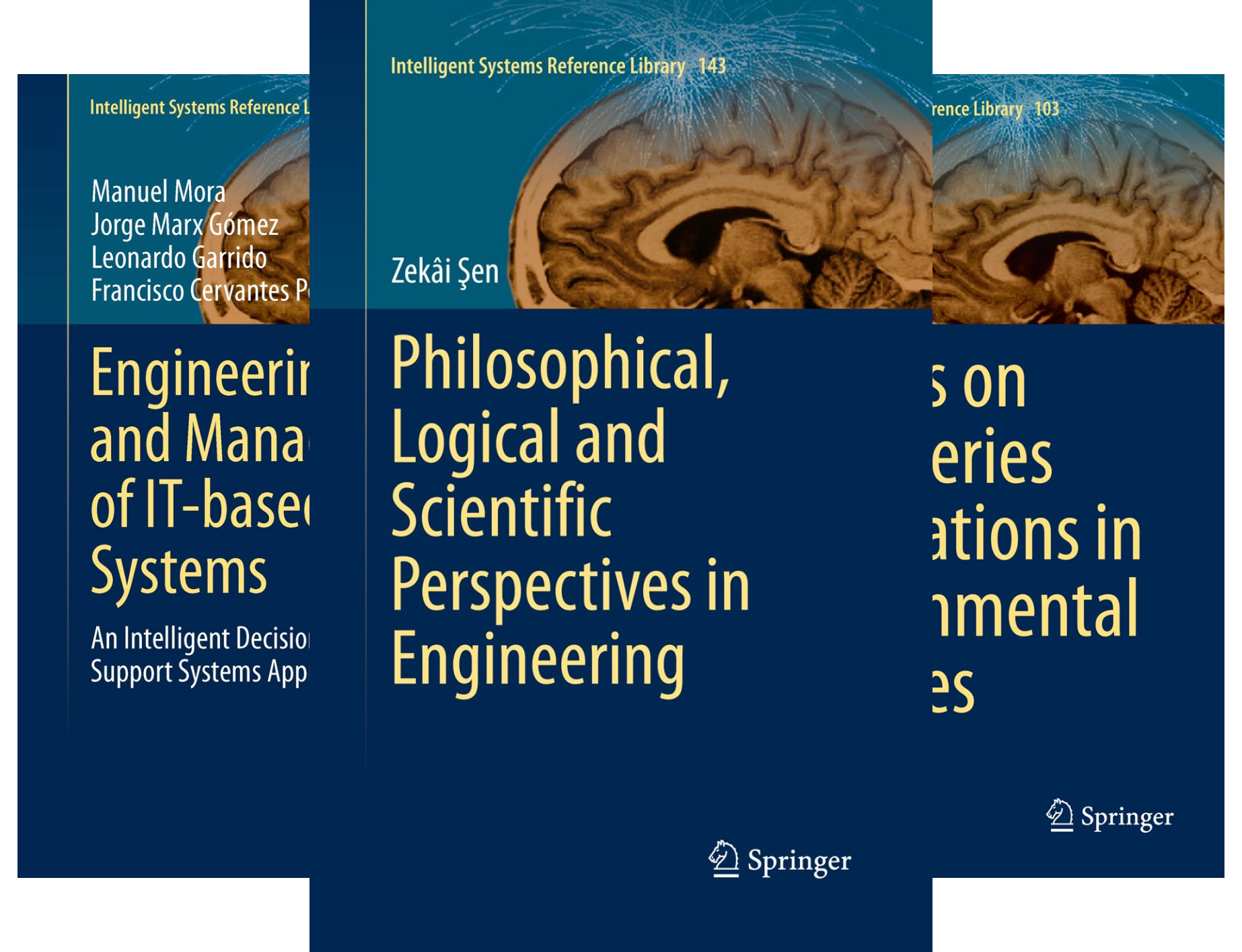 Intelligent Systems Reference Library (50 Book Series)