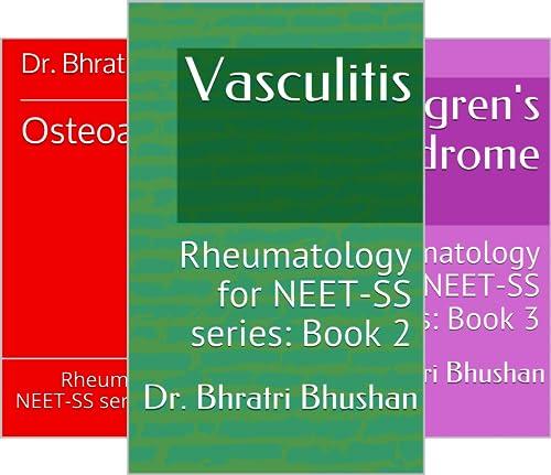 Rheumatology for NEET-SS (5 Book Series)