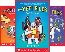 The Yeti Files (3 Book Series)