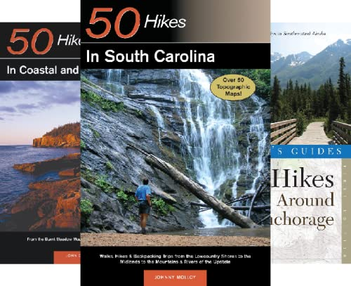 Explorer's 50 Hikes (43 Book Series)