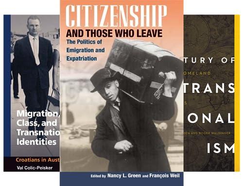 Studies of World Migrations (6 Book Series)