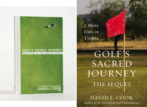Golf\'s Sacred Journey (2 Book Series)