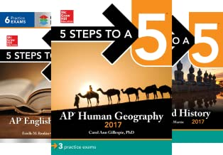 5 Steps to a 5 (20 Book Series)