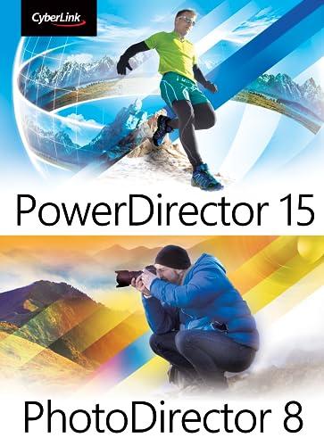 CyberLink PhotoDirector 8 & PowerDirector 15 Ultra Duo [Download]
