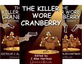 The Killer Wore Cranberry (6 Book Series)