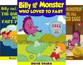 The Fartastic Adventures of Billy and Monster (6 Book Series)