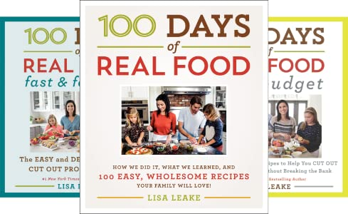 100 Days of Real Food series
