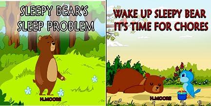 Sleepy Bear (2 Book Series)