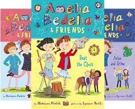 Amelia Bedelia & Friends (6 Book Series)