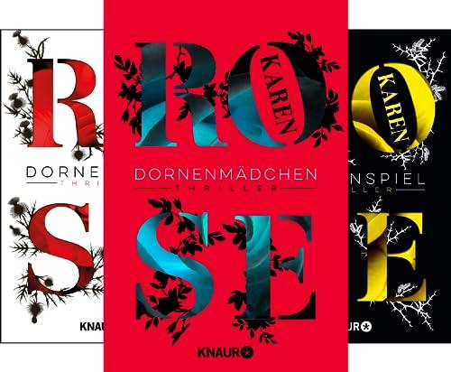 Die Dornen-Reihe (Reihe in 5 Bänden)