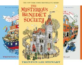 The Mysterious Benedict Society (4 Book Series)