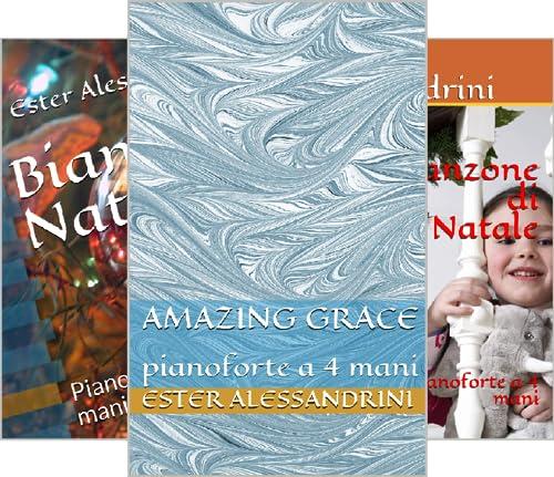 Christmas piano 4 hands (6 Book Series)