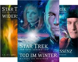 Star Trek - The Next Generation (Reihe in 12 Bänden)
