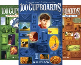 The 100 Cupboards (3 Book Series)