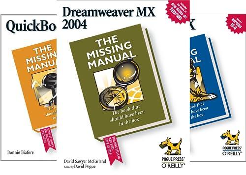 Missing Manual (50 Book Series)