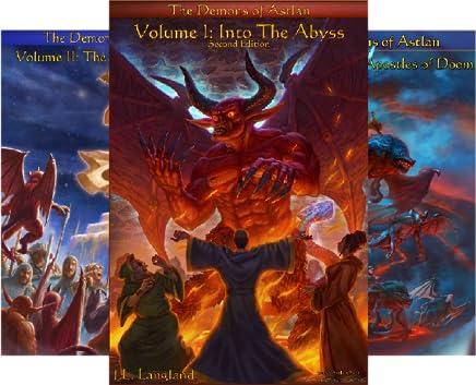Demons of Astlan (3 book series) Kindle Edition