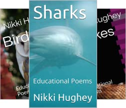 Animal educational poems (5 Book Series)