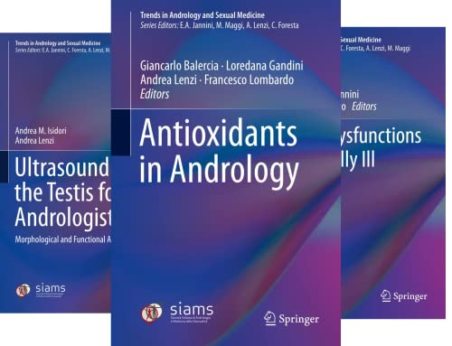Trends in Andrology and Sexual Medicine (8 Book Series)
