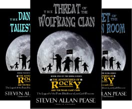The Adventures of Rocky and the Bear Claw Club: The Legend of the Pirate Blackbear's Lost Gold Pinecone (4 Book Series)
