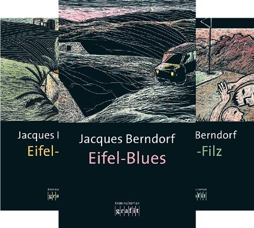 Eifel-Krimi (Reihe in 22 Bänden)