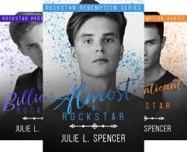 Rock Star Redemption Series (5 Book Series)