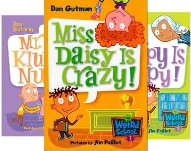 My Weird School Series