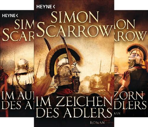 Die Rom-Serie (Reihe in 18 Bänden)