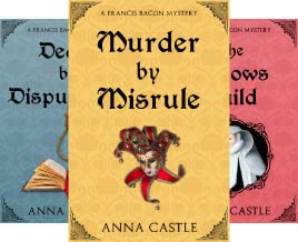 A Francis Bacon Mystery (7 Book Series)