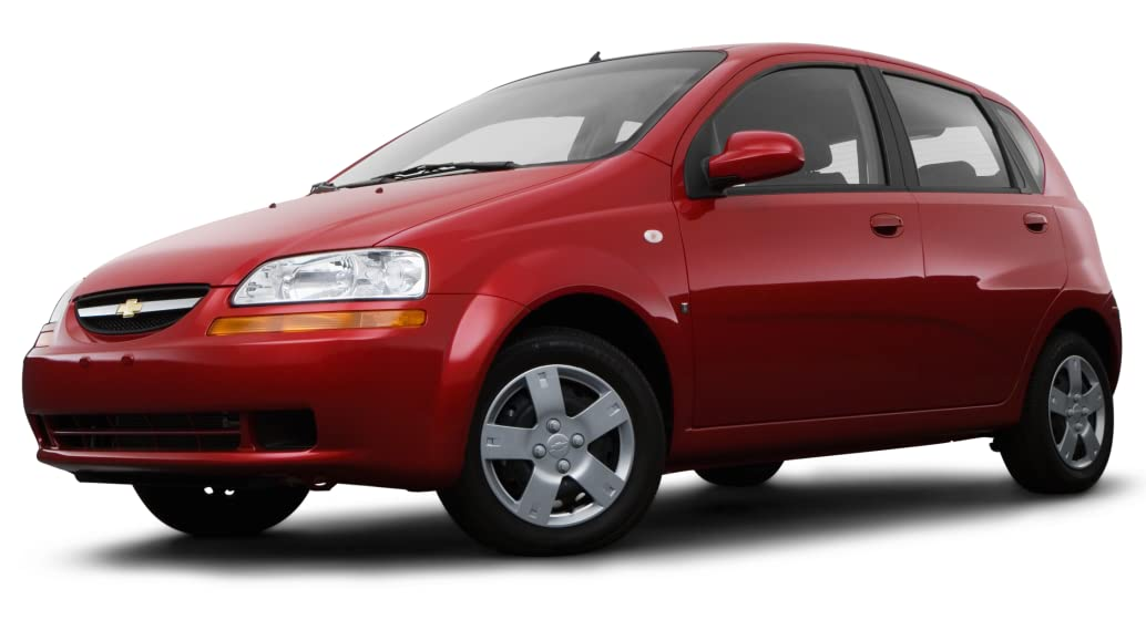 Amazon 2008 Chevrolet Aveo5 Reviews Images And Specs Vehicles