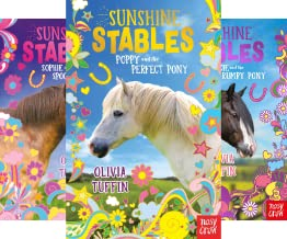 Sunshine Stables (3 Book Series)