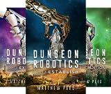 Dungeon Robotics (4 Book Series)