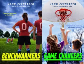The Benchwarmers Series (2 Book Series)