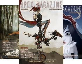 Apex Magazine (51-100) (50 Book Series)
