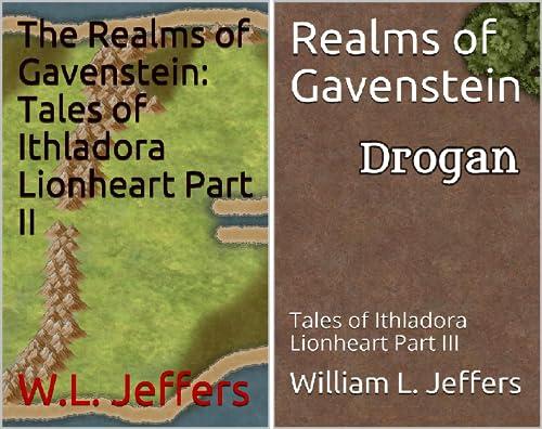 Realms of Gavenstein (2 Book Series)