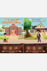 The Adventures of Nick, Leo and Sam (2 Book Series) Kindle Edition