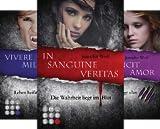 Die Sanguis-Trilogie (Reihe in 3 Bänden)
