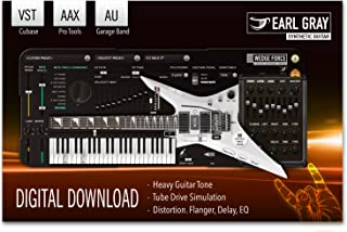 Earl Gray: Heavy Guitar Virtual Instrument Software Synthesizer [Online Code]