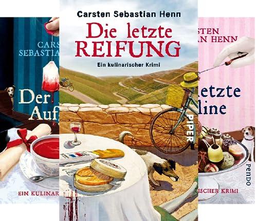 Professor-Bietigheim-Krimis (Reihe in 6 Bänden)