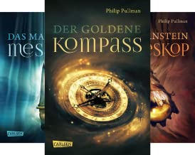 His Dark Materials (Reihe in 4 Bänden)