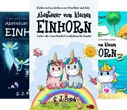 Abenteuer vom kleinen Einhorn (Reihe in 4 Bänden)