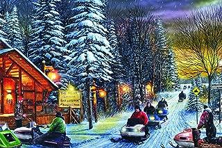 Best snowmobile wall art Reviews