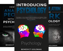 DARK PSYCHOLOGY (6 Book Series)