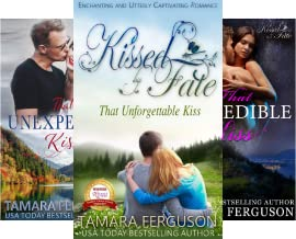 Kissed By Fate (5 Book Series)