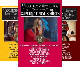 Uncollected Anthology (3 Book Series)