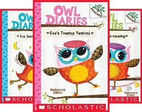 Owl Diaries (14 Book Series)