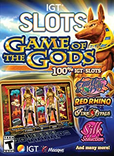 IGT Slots: Game of the Gods [Download]