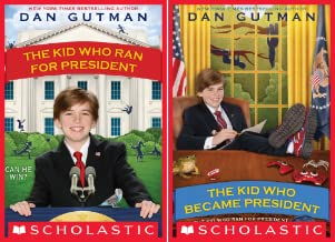 Kid Who Ran for President (2 Book Series)