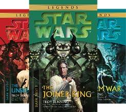 Star Wars The Dark Nest Trilogy (3 Book Series)